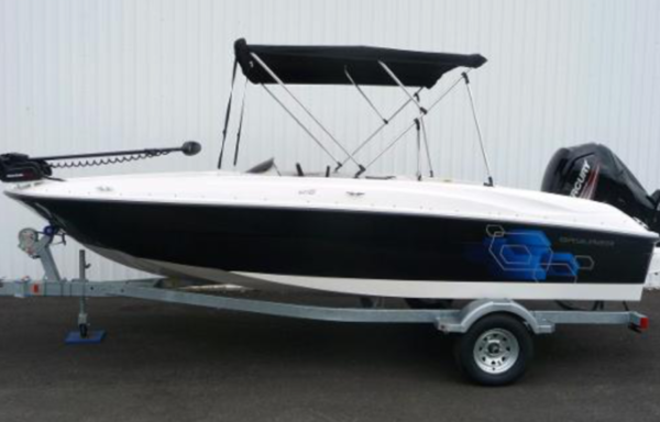 2018 Bayliner Element XL Boat