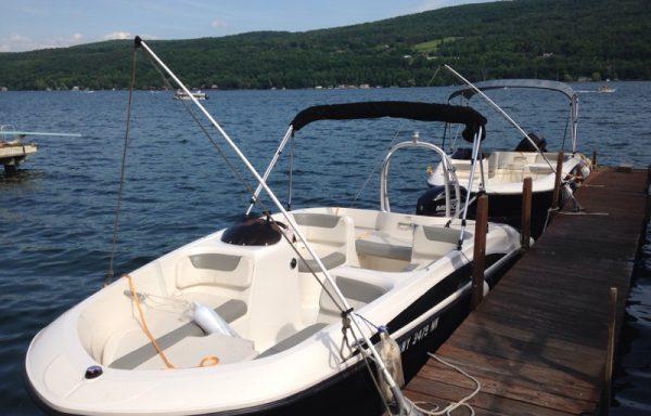 2014 Bayliner Element Speed Boat