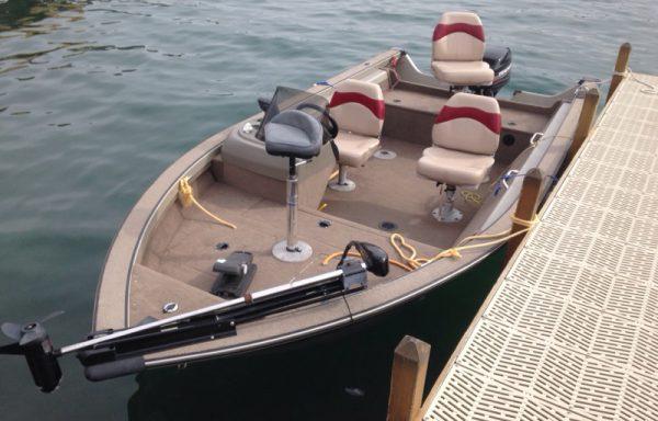 Tracker Fishing Boat
